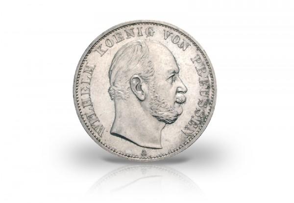 Siegestaler 1871 Kaiserreich Preußen Wilhelm I. Thun 272