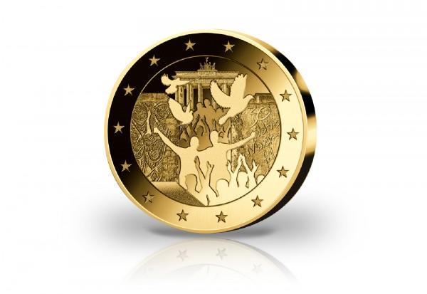 Goldausgabe 1/500 oz 30 Jahre Mauerfall 2019