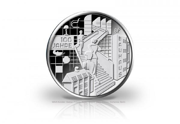 20 Euro Silbermünze 2019 Deutschland 100 Jahre Bauhaus st Vorbestellung