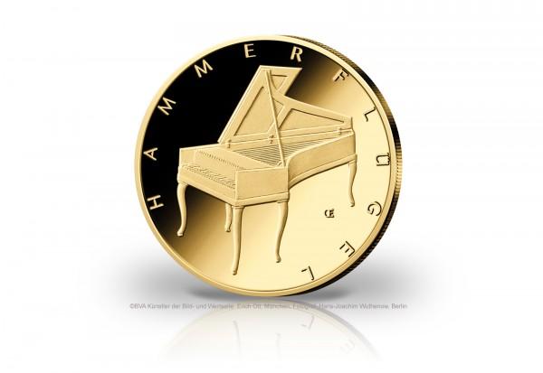 50 Euro Goldmünze 2019 Deutschland Hammerflügel st Prägestätte unserer Wahl