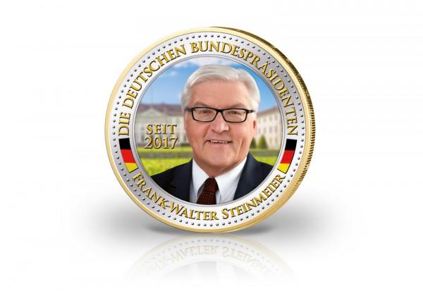 2 Euro Frank-Walter Steinmeier