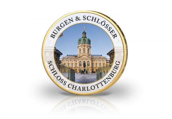2 Euro Schloss Charlottenburg