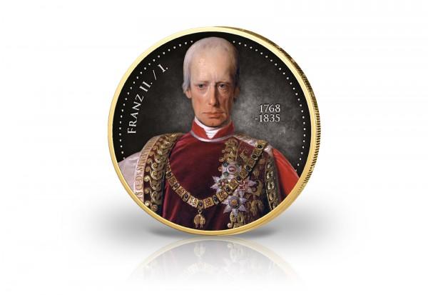 2 Euro 250. Geburtstag von Kaiser Franz II. / I.