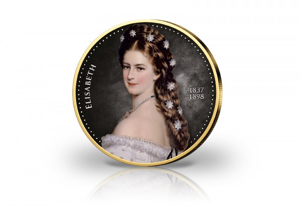 "2 Euro Kaiserin Elisabeth ""Sissi"""