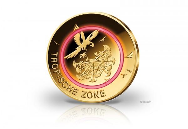 5 Euro Klimazone Tropische Zone