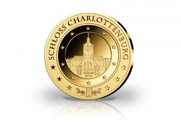 Schloss Charlottenburg Goldausgabe