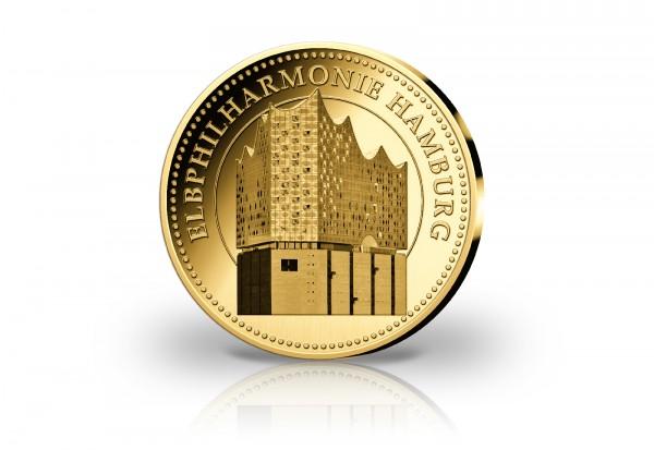 Goldausgabe Elbphilharmonie Hamburg