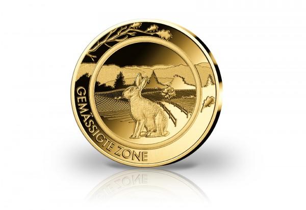 Gemäßigte Zone Goldausgabe