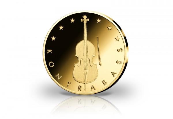 Goldausgabe Kontrabass