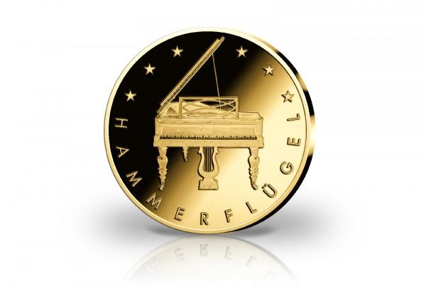 Goldausgabe Hammerflügel