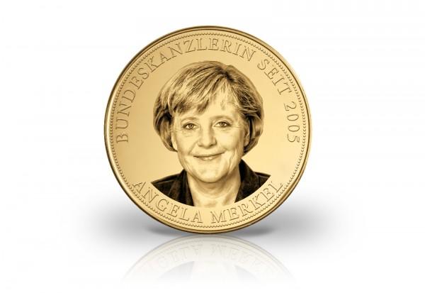 Goldausgabe Angela Merkel PP