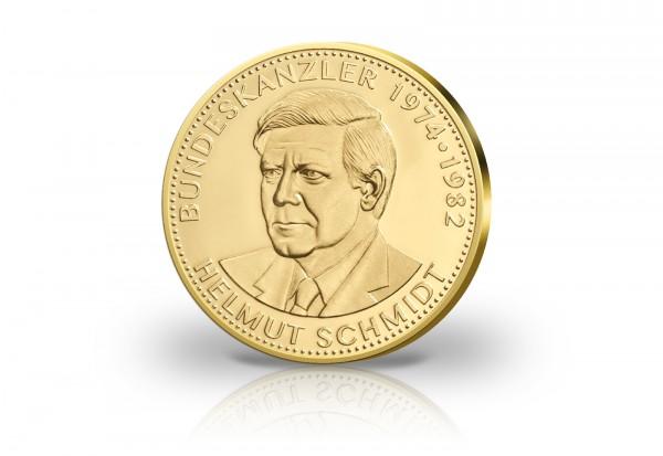 Goldausgabe Helmut Schmidt