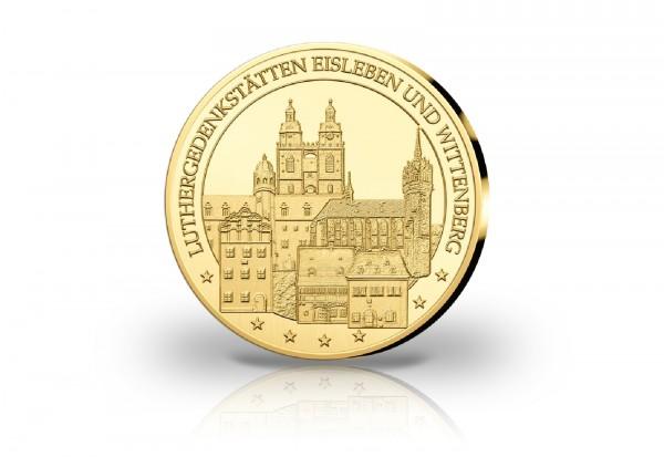 Goldausgabe Luthergedenkstätten