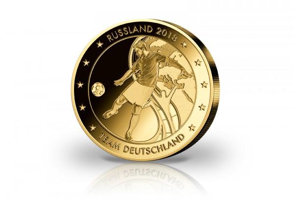 Goldausgabe 2018 WM Team Deutschland