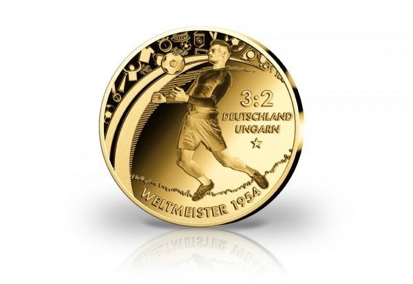 Goldausgabe Weltmeister 1954