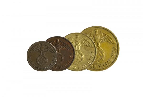 Kursmünzen des 3. Reich