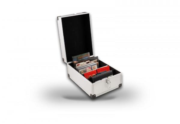 Aluminium-Münzenkoffer für Münzen-Sets