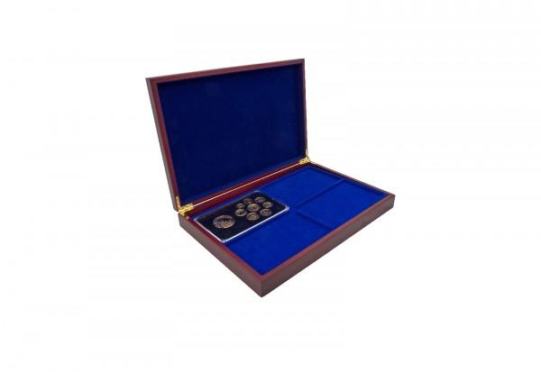Luxus-Kassette für Prestigesätze